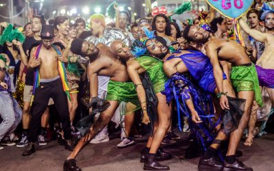 Bloco Fogosa Carnaval de Curitiba 2020